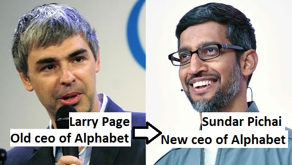 Image result for alphabet new ceo
